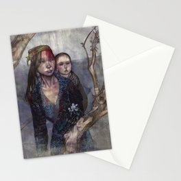 Ina's Crossroads Stationery Cards