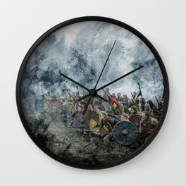 The Great Army Wall Clock