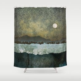 Stars Shower Curtain
