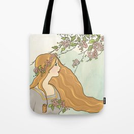 Guinevere Had Golden Hair Tote Bag