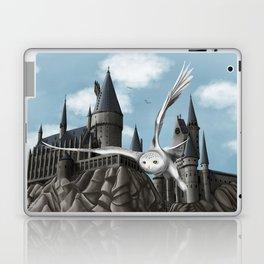 Hedwig's flight Laptop & iPad Skin
