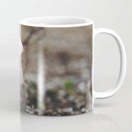 Lone Mushroom Coffee Mug