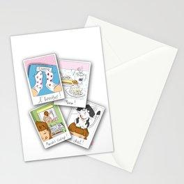Polaroïds Stationery Cards