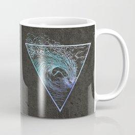 Surf Heaven Aqua & Concrete Coffee Mug