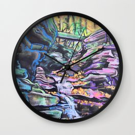 Platte Cove IV Wall Clock
