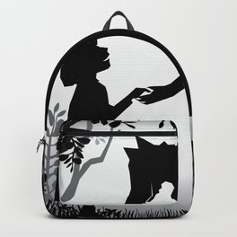 Meeting The Wolf Backpack