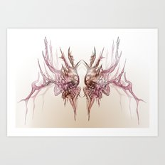 Thorns Art Print