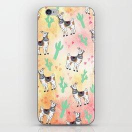 I llama you iPhone Skin