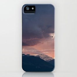 Sharp Edge iPhone Case