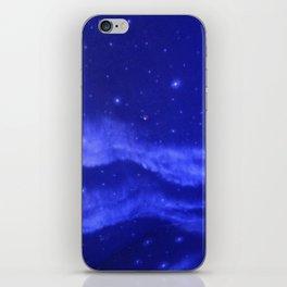 the heavens iPhone Skin