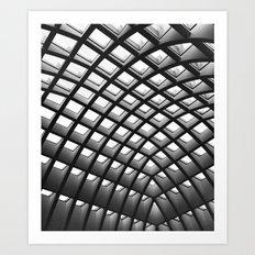 Architectural Art Art Print