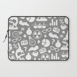 Grey Scientist Laptop Sleeve