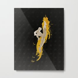 The Last Dragon (Homage to Fei Long of Street Fighter) Metal Print