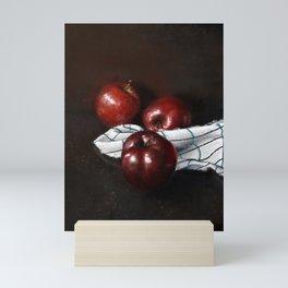 Red delicious Mini Art Print