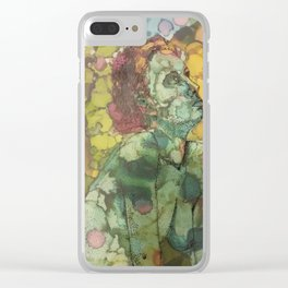 Redemption Clear iPhone Case