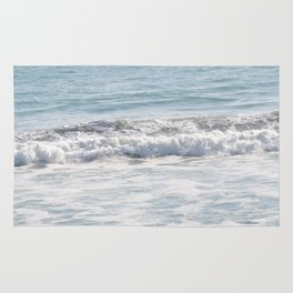 TEXTURES -- Surf   at San Clemente Rug