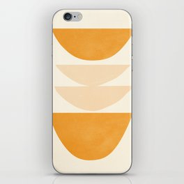 Abstract Shapes 36 iPhone Skin