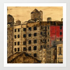 A Different Perspective Art Print