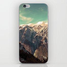 Alpine Magic iPhone Skin