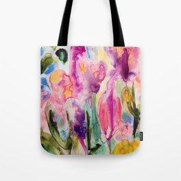 garden fantasy Tote Bag