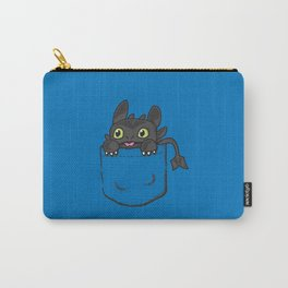 Pocket Toothless Carry-All Pouch