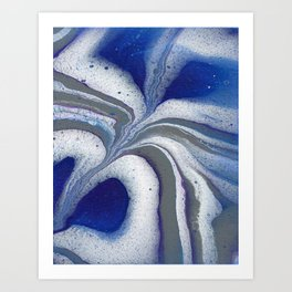 Into the Ethereal Art Print
