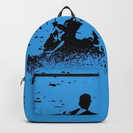 Blue Waters - Jet Ski Fun Backpack