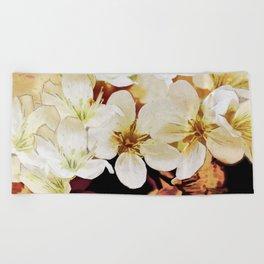 Blossom 06-18 Beach Towel