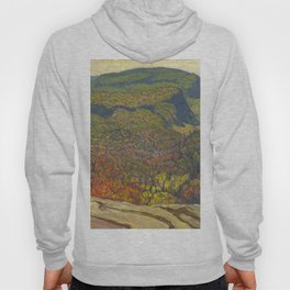 J.E.H. McDonald Forest Wilderness, 1921, McMichael Canadian Art Collection Hoody