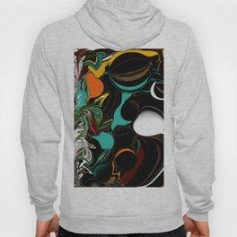 Abstract Odditie Hoody