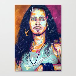 Angel Cornell Canvas Print