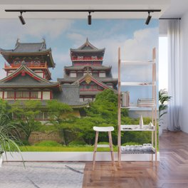 Castle Olden (Fushimi Momoyama) Wall Mural