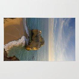 Praia da Rocha, Portugal Rug