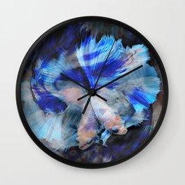 Alien World Wall Clock