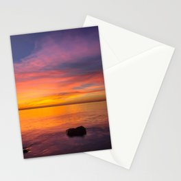 Coastal Colors Stationery Cards