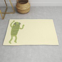 Swamp Monster! Rug