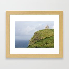 Ireland castle Framed Art Print
