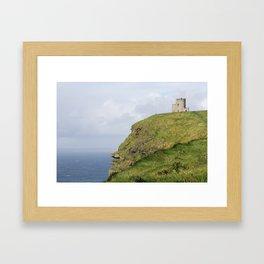 Ireland castle Framed Art Print