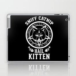 Sniff Catnip - Hail Kitten Laptop & iPad Skin