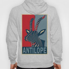 Obama Hope Style Hoody