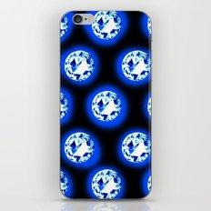 crystalizing _visionz iPhone & iPod Skin