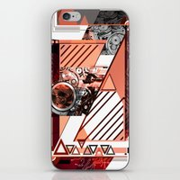 """dragonball z iPhone & iPod Skins featuring """"Z"""" by Grant Pearce"""