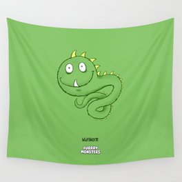 Whipilworm Wall Tapestry
