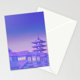 Kyoto Twilight Stationery Cards