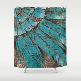 The Ancients Shower Curtain