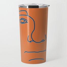 Bill Murray - Steve Zissou palette Travel Mug