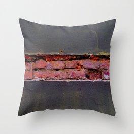 Buryer Throw Pillow