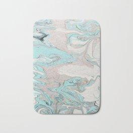 Marble - Mint Bath Mat