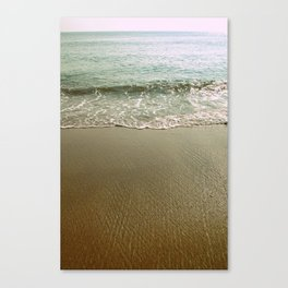 Nags Head, NC Morning Beach Canvas Print