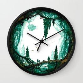 Fathers World Wall Clock